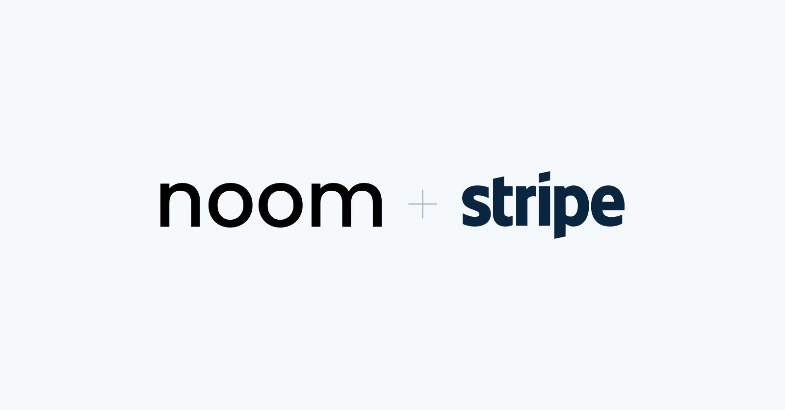 stripe + noom